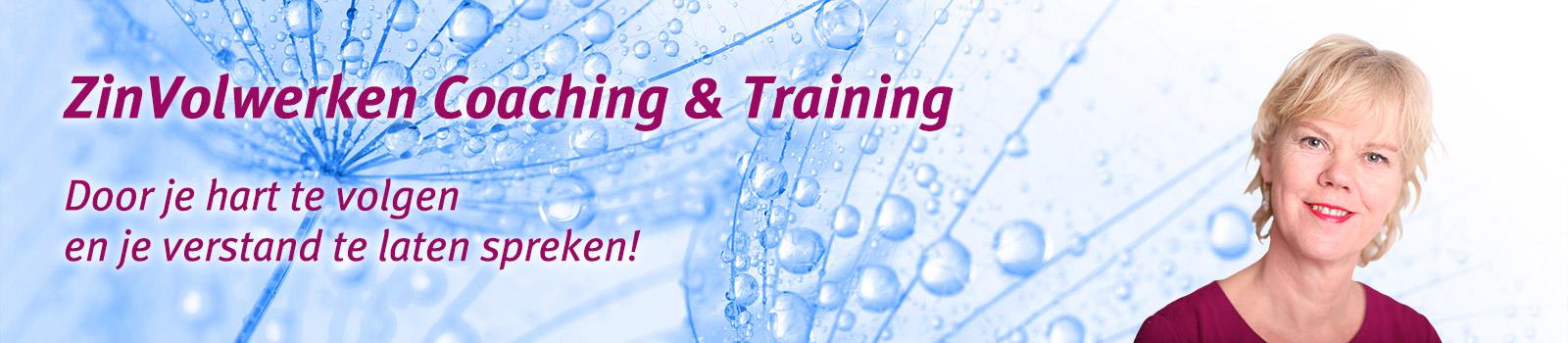 ZinVolwerken Coaching & Training